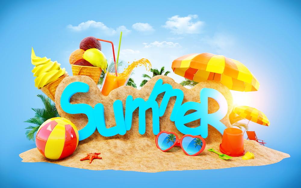 Summer….Summer…. Summertime!