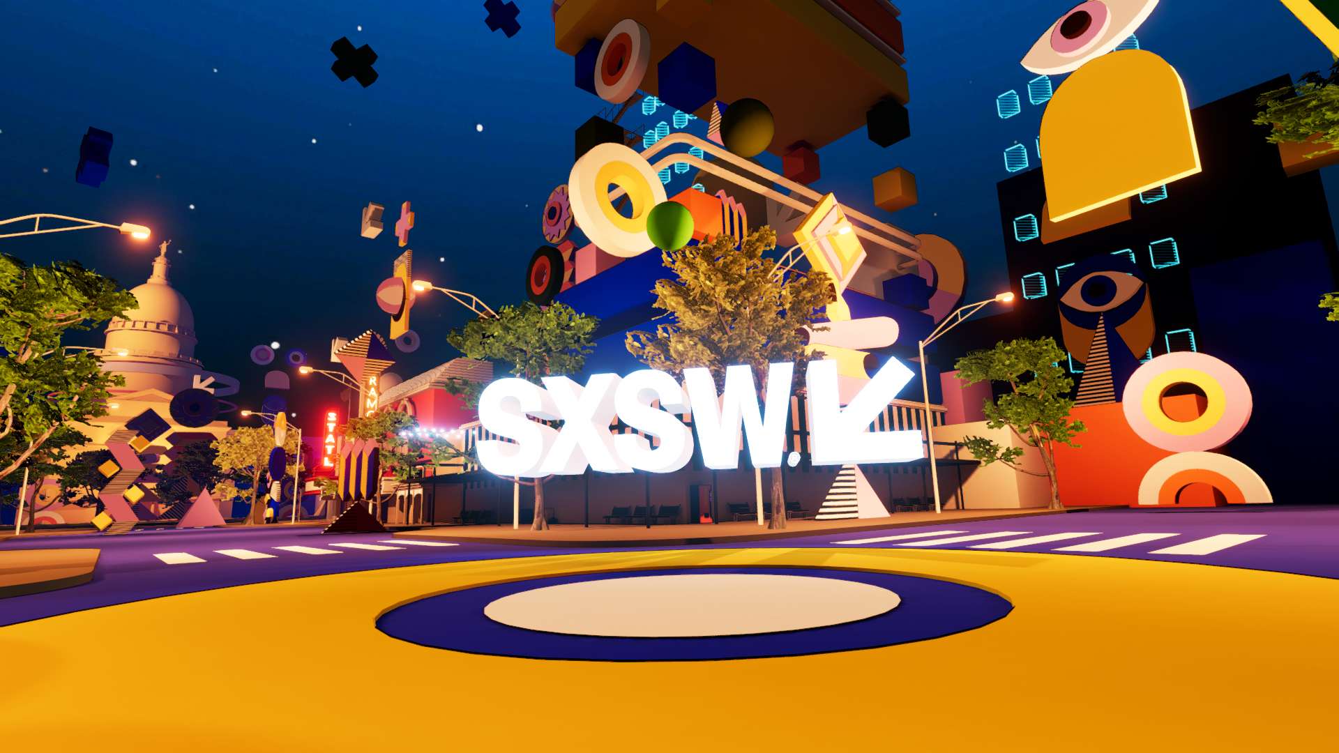 Finding Your Way Through the All-Virtual SXSW 2021
