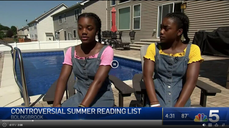 Family Says Books Rooted in Racism Should Be Removed From Kids' Summer Reading List