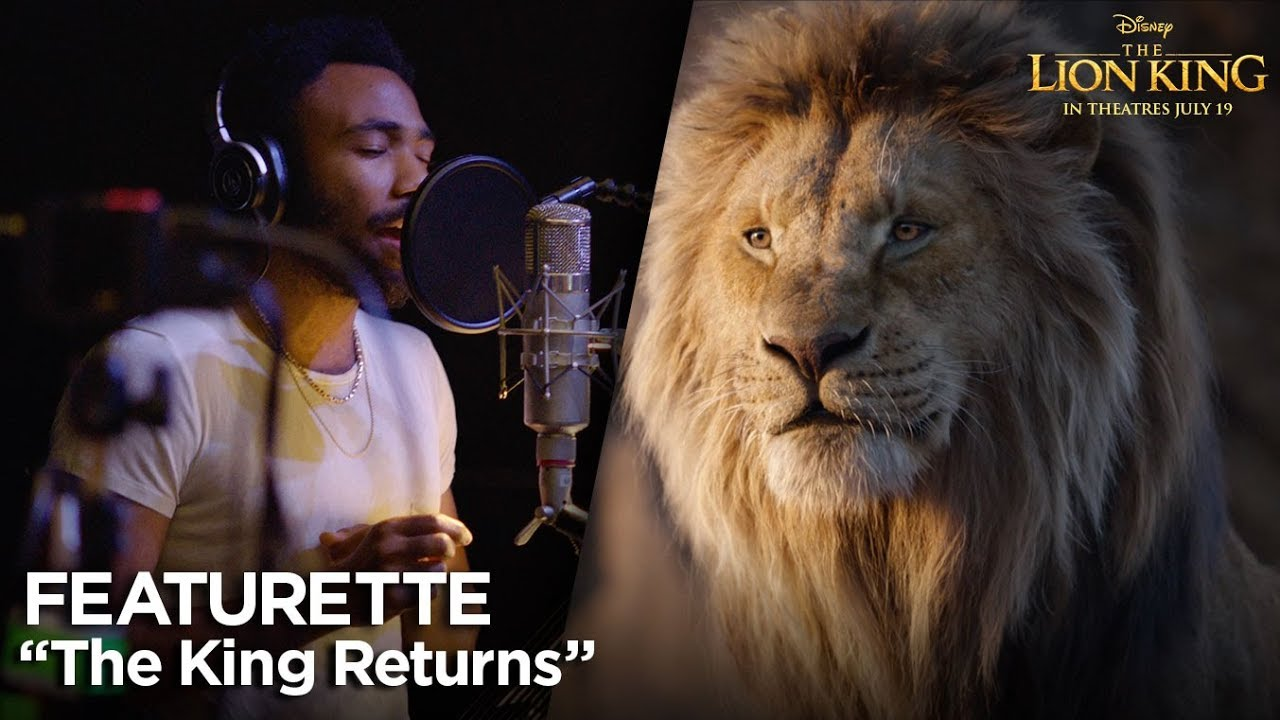 "Lion King- ""The King Returns"""