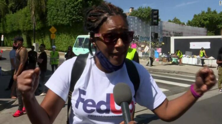 Tiffany Haddish Weighs In On George Floyd Protests: 'You Shouldn't Be Scared To Be In America'